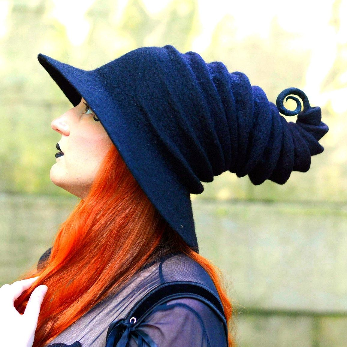 Looking for Wizard / Witch Hats ? Check out our selection of Wizard / Witch Hats  at HandiCraftKate's Shop on Etsy #feltcreations