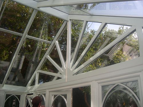 Self Cleaning Glazing In Conservatory Roof Conservatory Roof Conservatory Roof