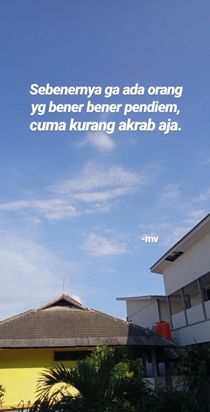 Pin Oleh Byancaa N C Di Quote 2020 Tek Lucu Ungkapan Moto Kehidupan Real Estate Dalam Bahasa Indonesia