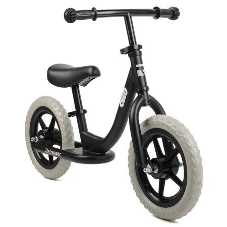 b7c17974f33 Cub Balance Bike No Pedal Kids Bicycle, Black Toddler Bike, Kids Bicycle,  Balance