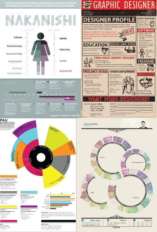 Modelos de currículos criativos u2026 Pinteresu2026 - modelos de resume