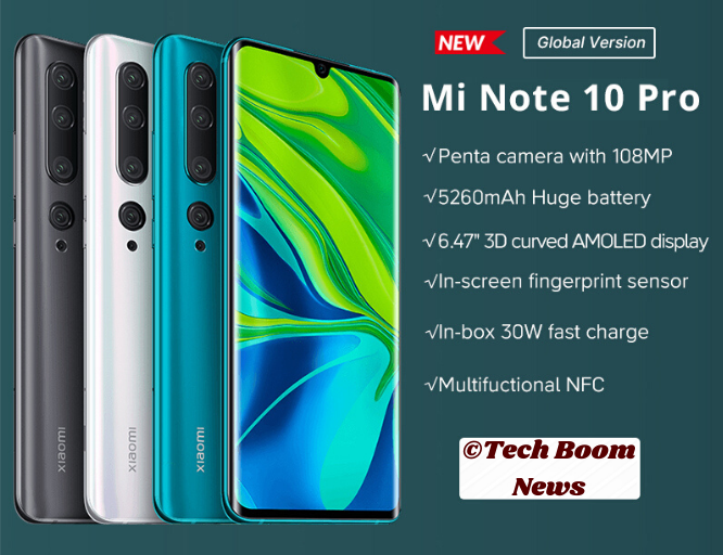 Xiaomi Mi Note 10 Pro A New Breakthrough In Mobile Photography Techboom In 2020 Xiaomi Notes Mobile Hotspot