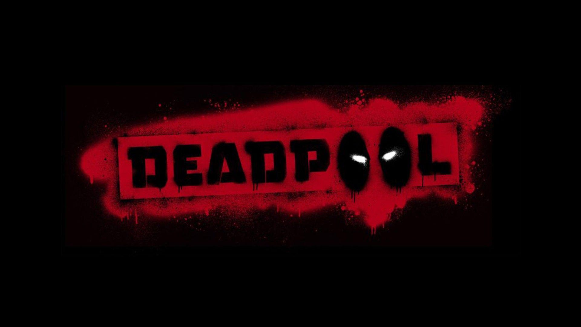 Deadpool Logo Wallpapers High Quality Deadpool Deadpool