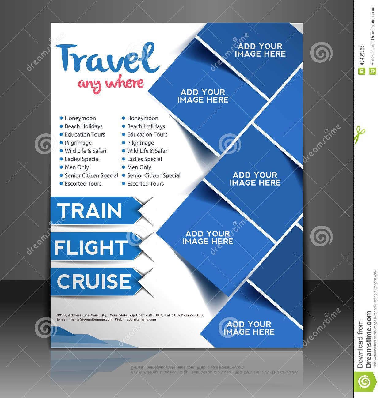 Poster design download - Travel Center Flyer Design Download From Over 36 Million High Quality Stock Photos Images