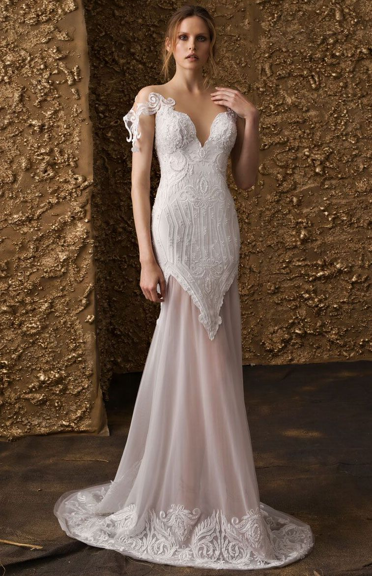 Nurit Hen Bridal 2018 Collection 'Golden Touch'