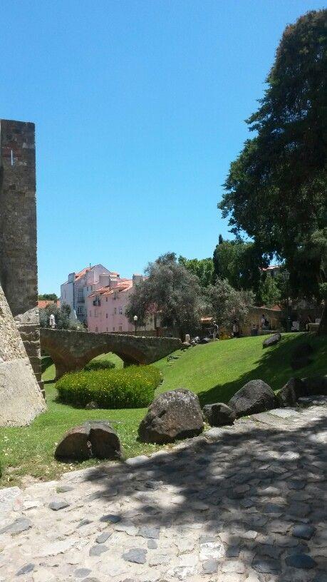 Castelo jardin Romantique, Lisbonne