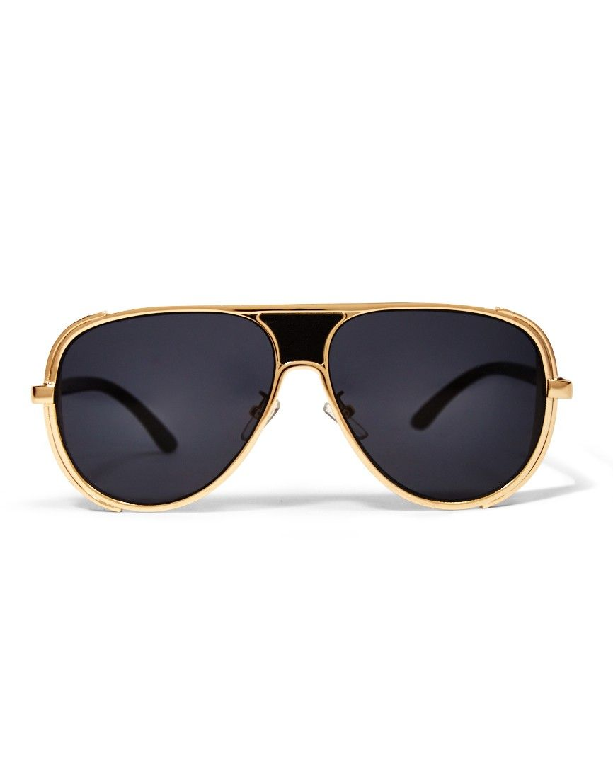 c4d116ef605c Jeepers Peepers - Phoenix Sunglasses in Black.