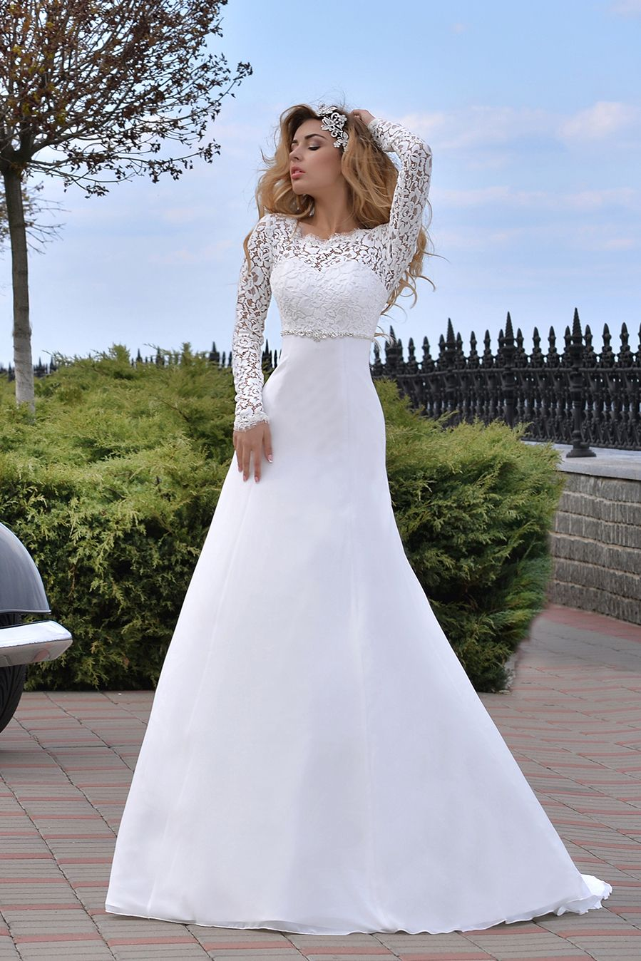 Wedding dress lola from