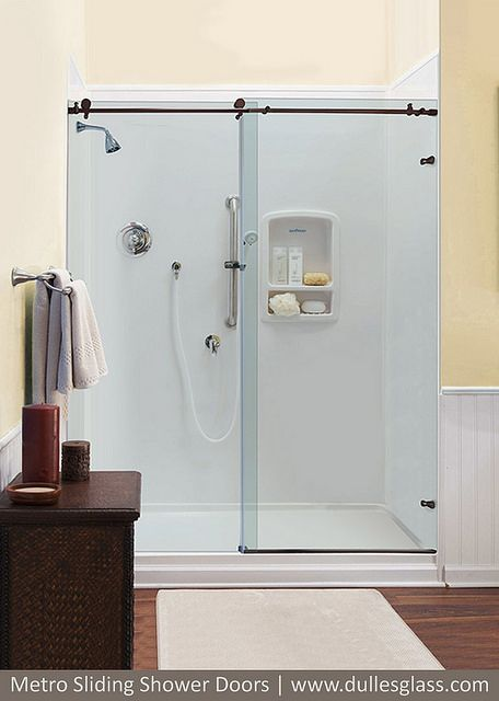 We Have Replacement Glass For Any Size Shower Doors You Might Need