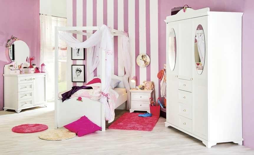 Jugendzimmer, 6teilig Fairytale, gefunden bei Möbel