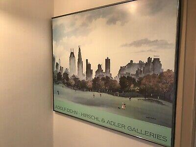 Adolf Dehn - Hirschl & Adler Gallery Limited Edition Print 477– 75x90cm | eBay