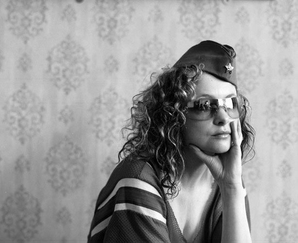 Alison Goldfrapp / Photographer: Lee Powers