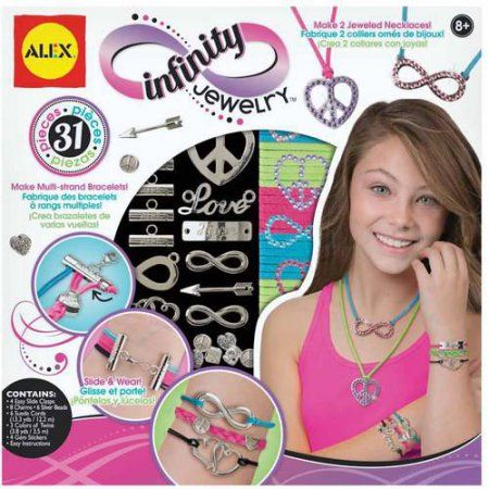 Alex toys do it yourself wear infinity jewelry diyjewelry diy alex toys do it yourself wear infinity jewelry diyjewelry solutioingenieria Choice Image
