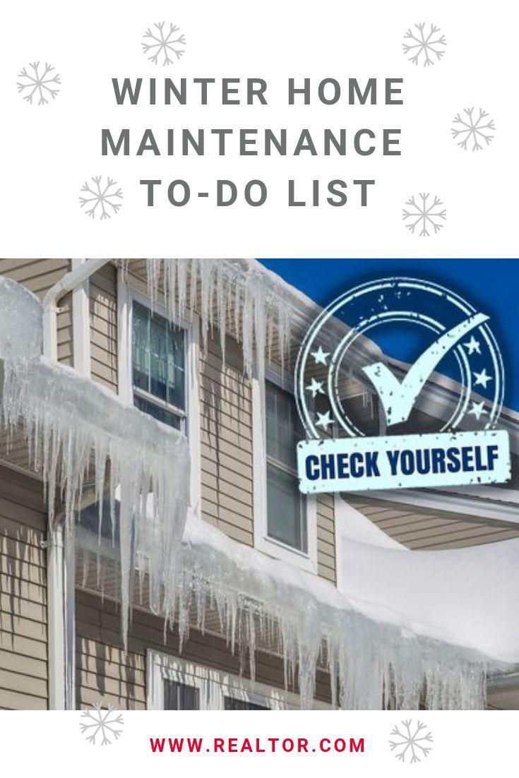 Photo of Ihre Home Maintenance To-Do-Liste für Winter 2019: Haben Sie sie zweimal überprüft?,  #für #h…