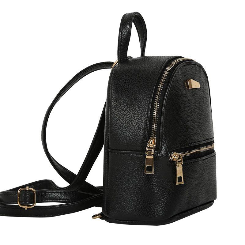 Ybyt Brand 2017 New Small Fashion Rucksack Hot Women Ping Purse Las Joker Bookbag Travel Bag