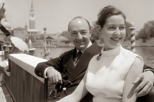 john profumo and valerie hobson illustrious couples