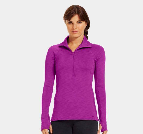 8eae1730d5 Women's UA Coldgear Cozy ½ Zip | Under Armour US | Fitness: Fashion ...