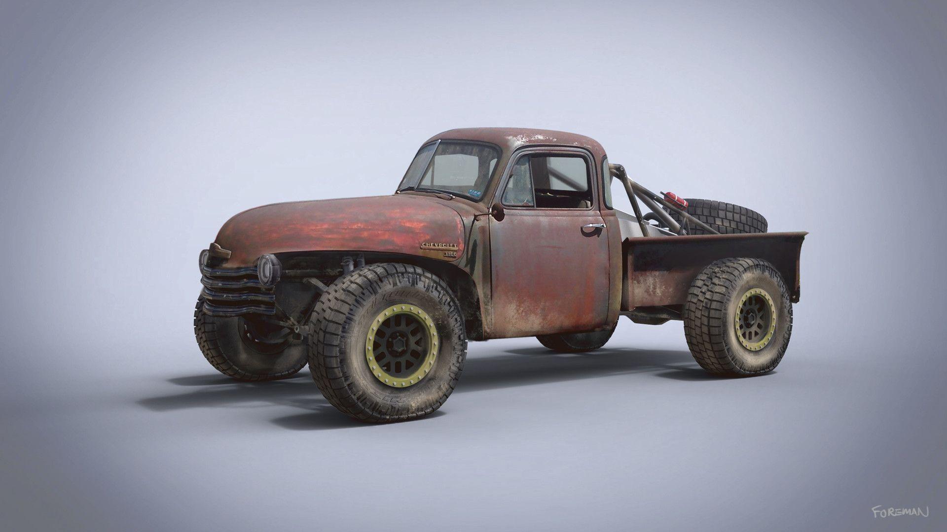 Обои sci-fi ww2 allied standard car, Matthias Develtere. Рендеринг foto 8