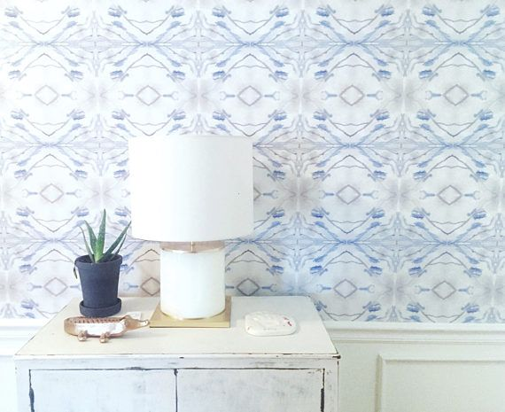 Peel And Stick Removable Wallpaper Made In Usa Wall Paper Peel Removable Wallpaper Best Removable Wallpaper Half Bathroom Decor