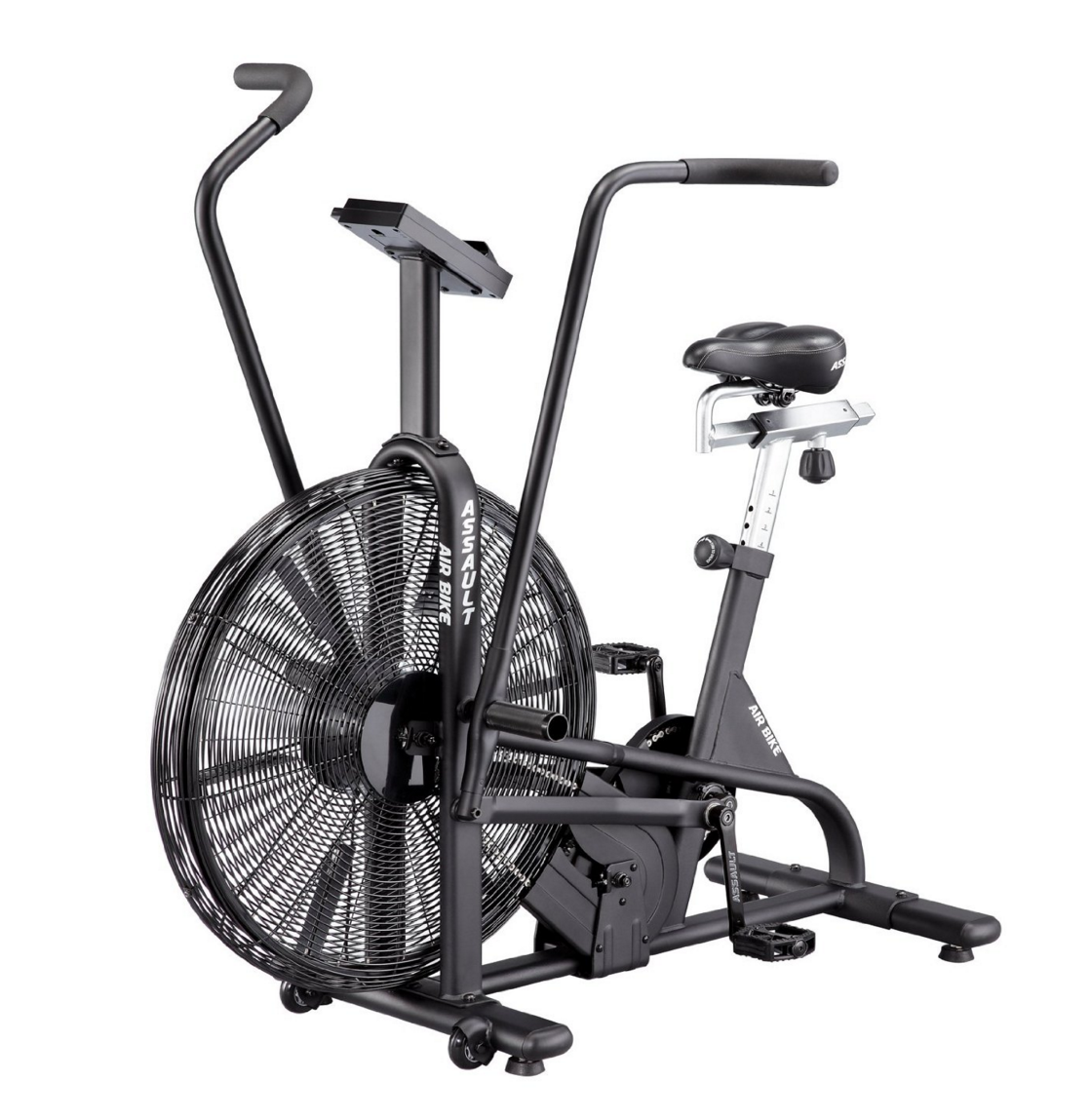 299 Off Highly Rated Fitness Assault Air Bike Trainer