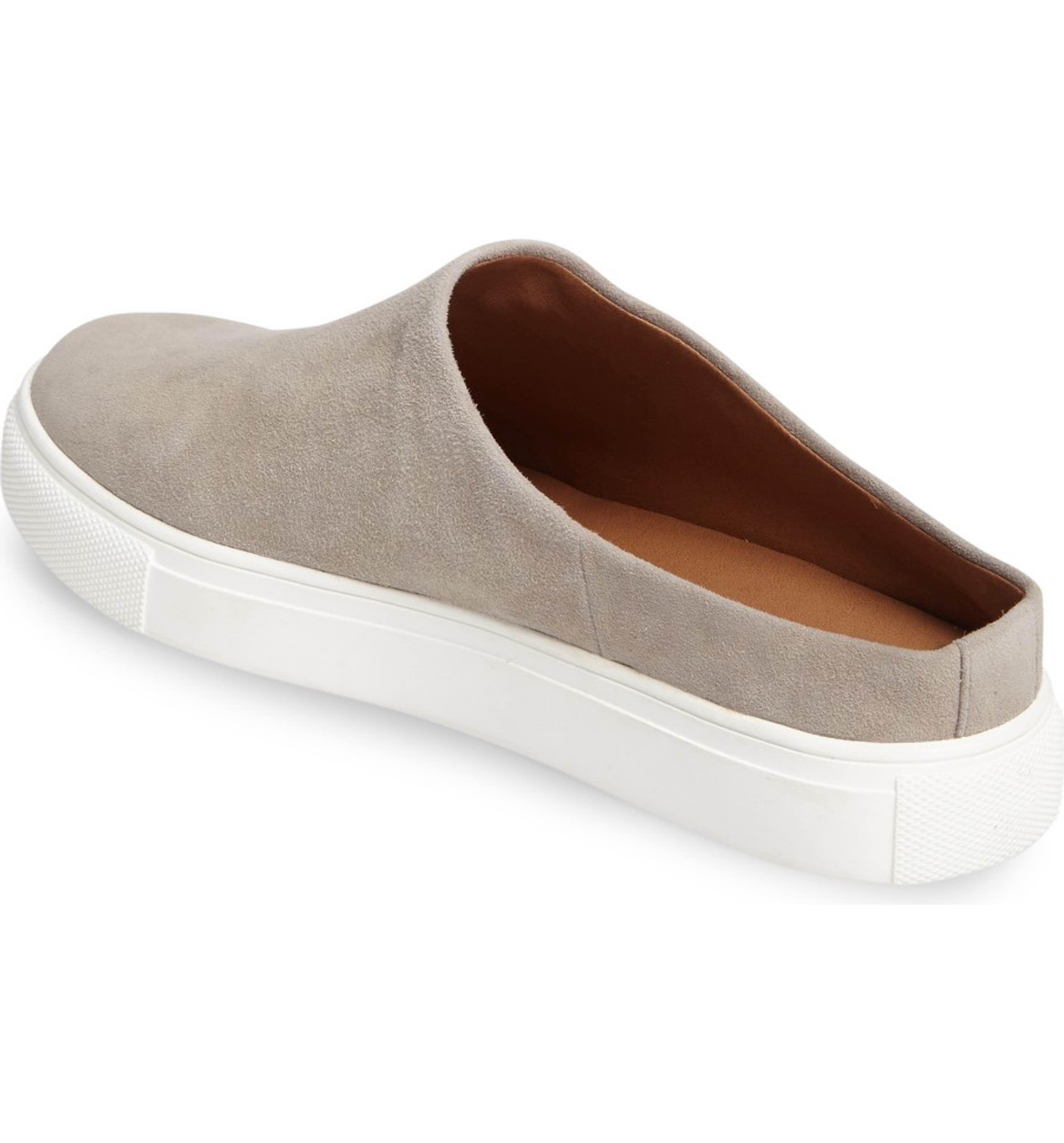 Backless Platform Sneaker (Women