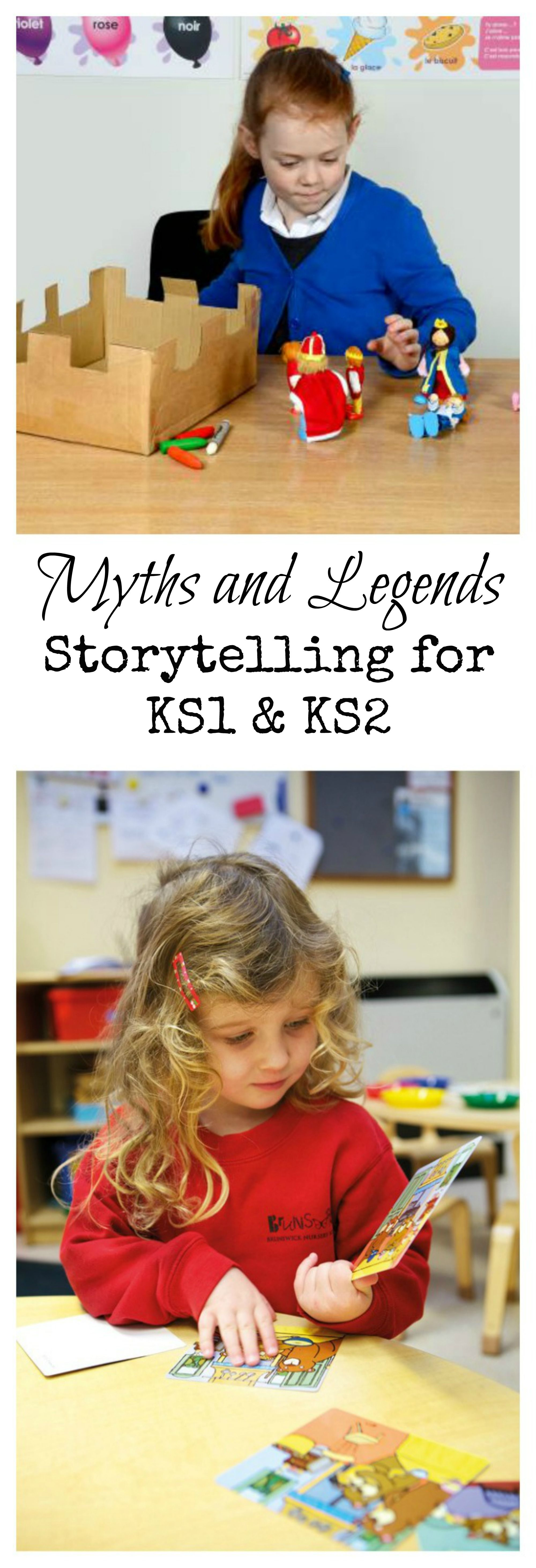 Myths And Legends Storytelling For Ks1 And Ks2