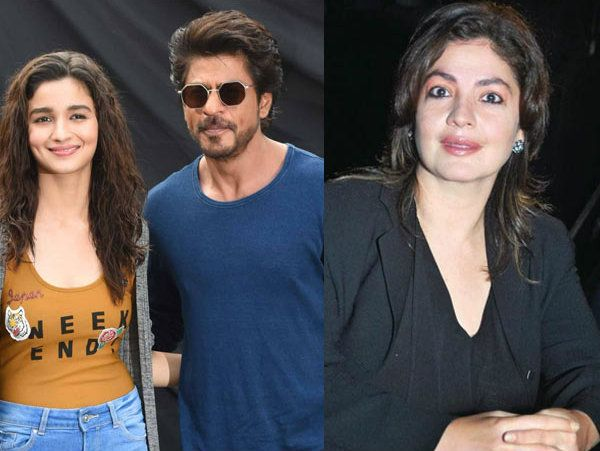 OMG! Shah Rukh Khan now wants to work with Alia Bhatt and Pooja Bhatt's baby girls