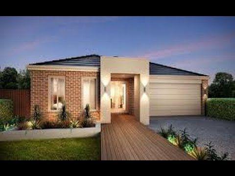 Fachadas de casas modernas 2015 de una planta buscar con Fachadas de casas bonitas de una planta