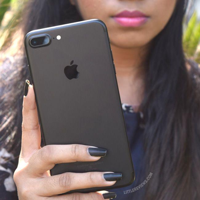 Iphone 7 Plus 32 Gb Matte Black Review Iphone Iphone Reviews Apple Phone