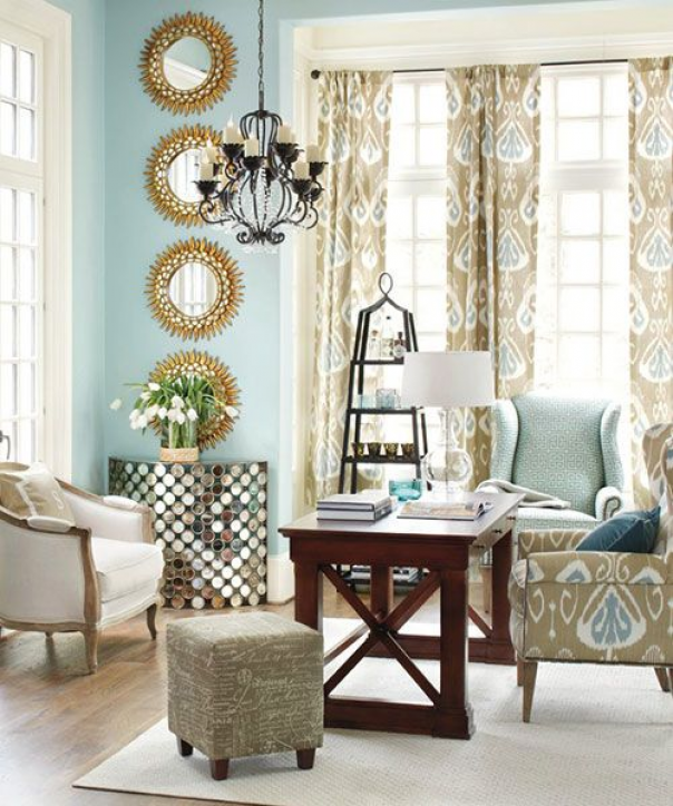 Photo of Perhaps the most important rule when decorating is that there are no rules …