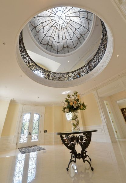 Foyer Luxury Xtra : Luxury home foyer entrance doors spaces pinterest
