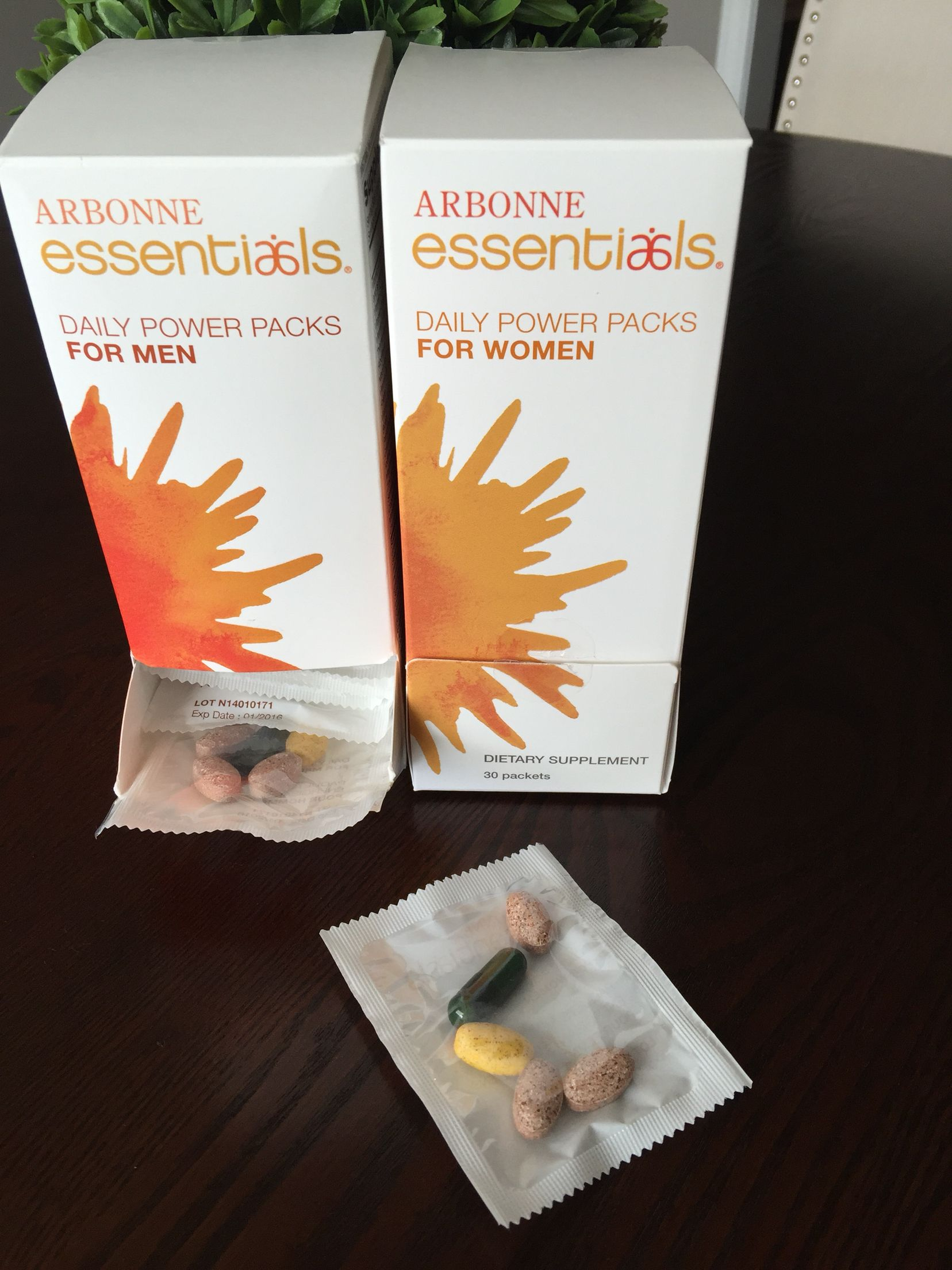 Amazing energy with 20 essential vitamins and minerals. My