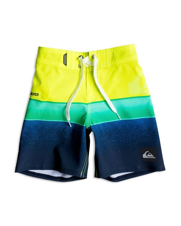 8cb87b5553 Quiksilver Boys' Colorblocked Board Shorts - Sizes 2T-4T | Products ...