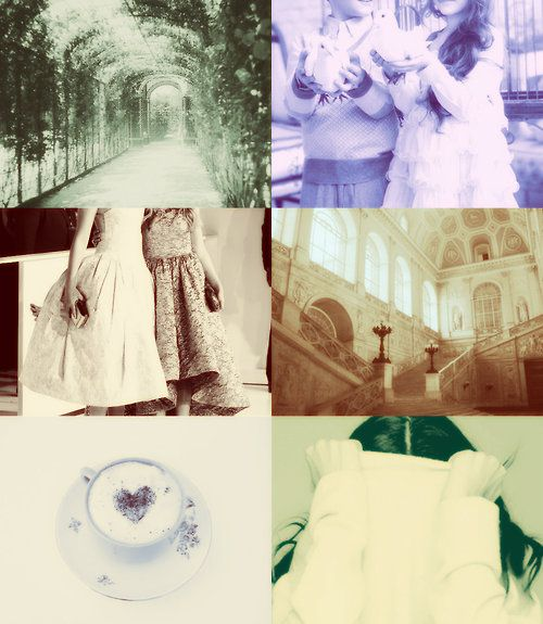 My name is Eadlyn Schreave. Princess of Illea and I take my tea with two sugars, thank you.