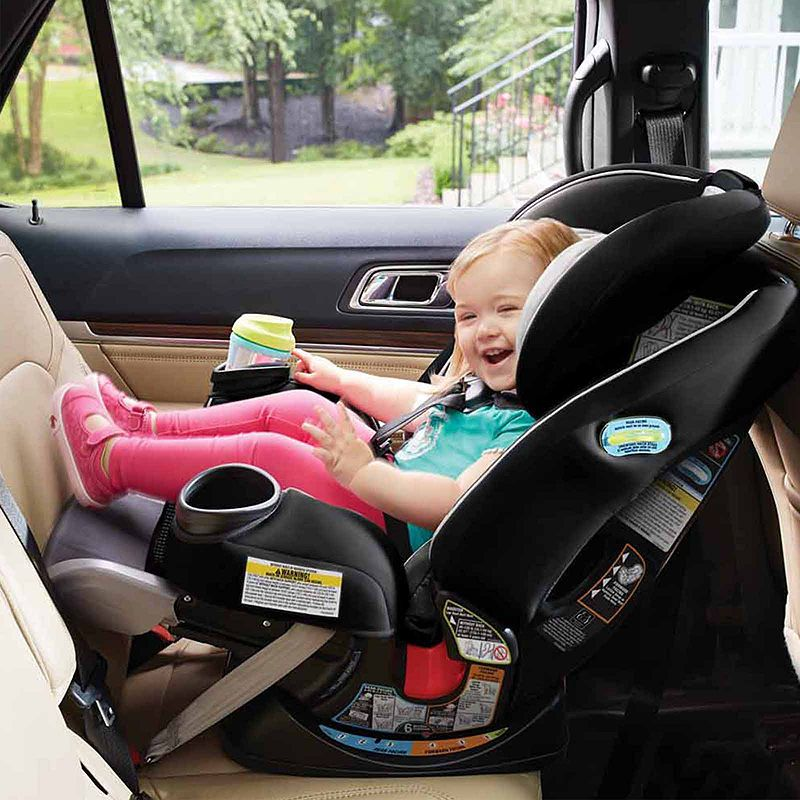 Graco 4Ever Extend2Fit 4-in-1 Car Seat Seaton