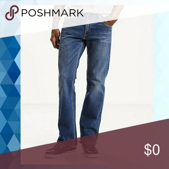 821d5bf12ea Levi's Bebop 527 Slim Boot Cut Jeans Levi's Bebop 527 Slim Boot Cut Jeans -  Men