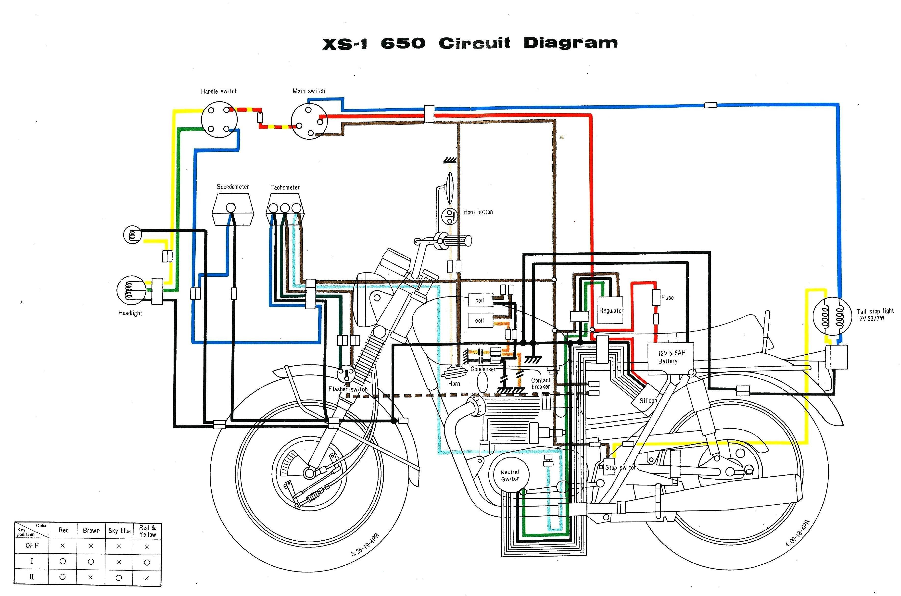 2002 Yamaha R1 Wiring Diagram