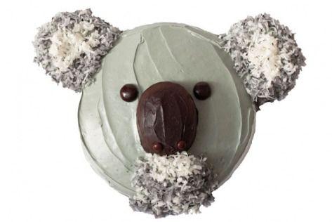 How to make a Koala Birthday Cake