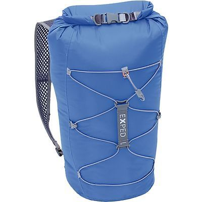 Other Downhill Skiing 1302: Exped Cloudburst 25 Backpack - 1525Cu In Blue One Size BUY IT NOW ONLY: $68.95
