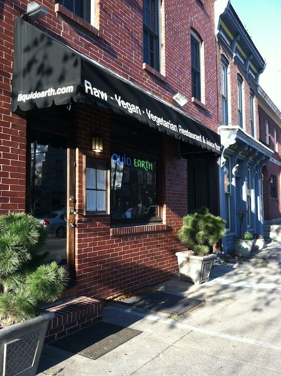 Wrapping Up Maryland With Liquid Earth Vegan Dining In Baltimore Will Travel For Vegan Food Earth Travel Baltimore