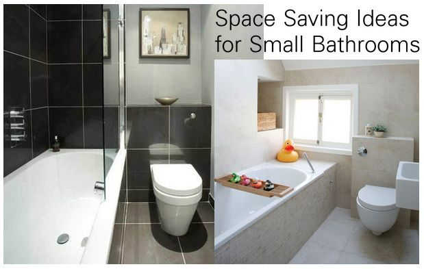 Innovations small bathroom space on kitchens with if you - Simple bathroom designs for small spaces ...