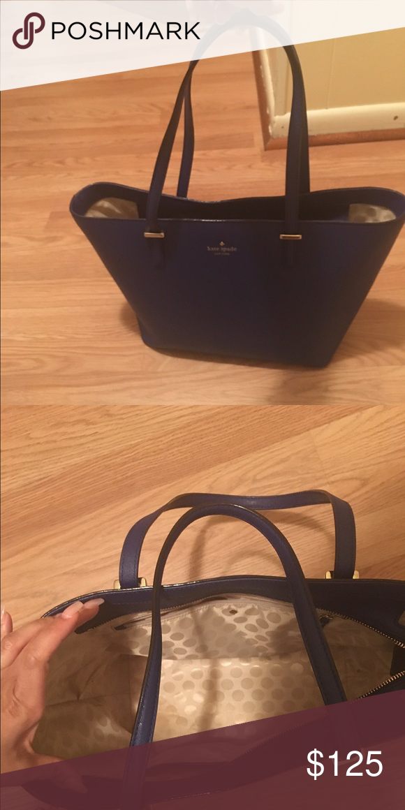 Kate Spade Purse Like New! No scratches or marks kate spade Bags Totes