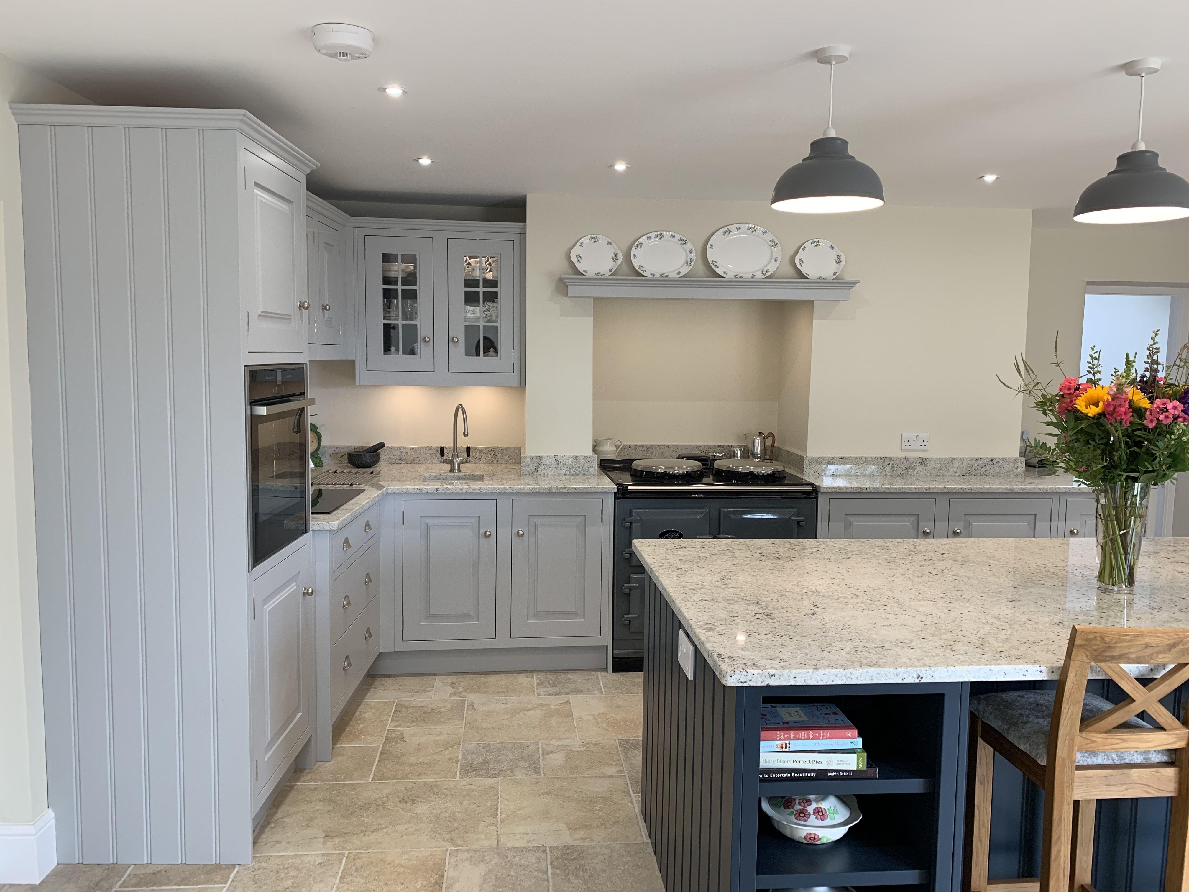 Modern Light Wood Grain Kitchen Kitchen design