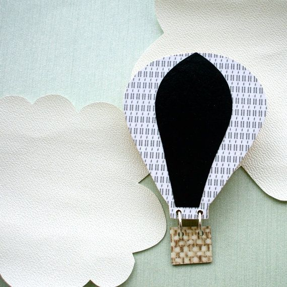 hot air balloon pin by lucie0ellen