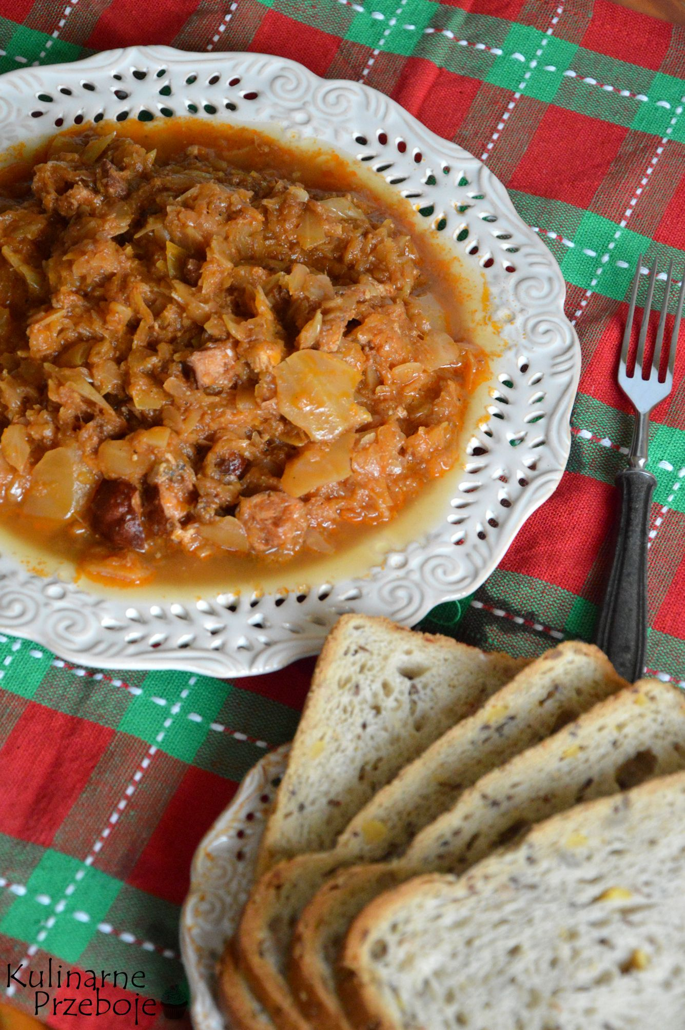Bigos Staropolski Tradycyjny Kulinarneprzeboje Pl Recipe Cooking Recipes Culinary Recipes Vegeterian Recipes