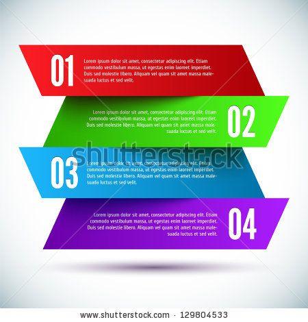 Banner Design Template Stock Vector 129804533 : Shutterstock ...
