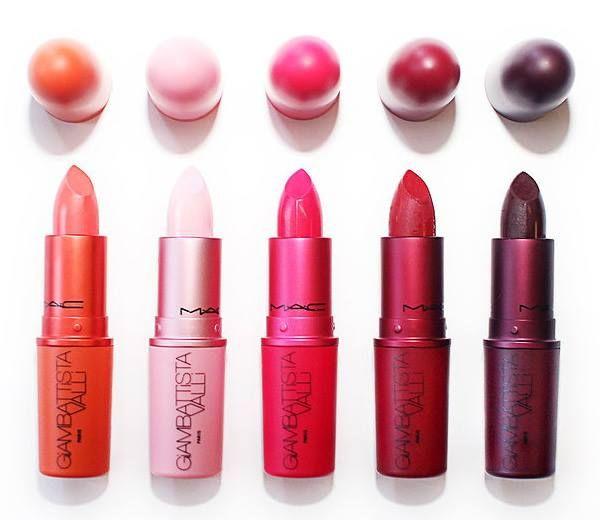 Beautiful mac makeup art collection