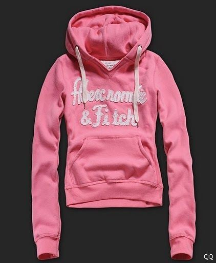 176193ce3e abercrombie & fitch pink hoodie. | la vie en rose -life is pink ...