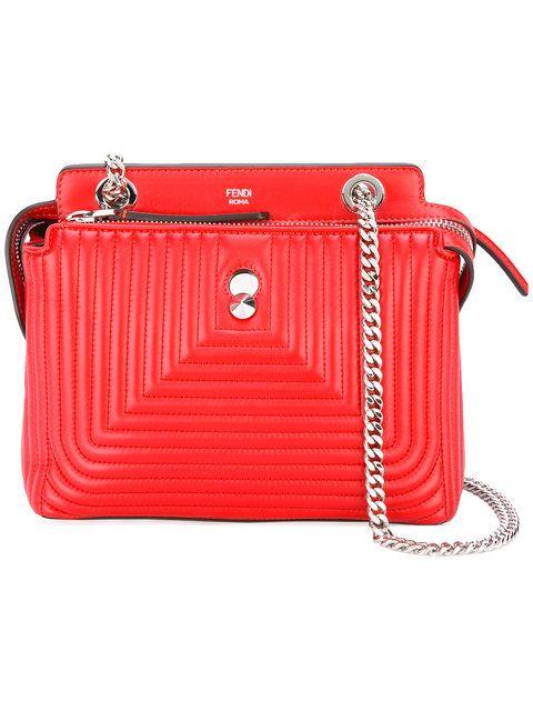 74a6abbcea4f FENDI Dotcom Click Shoulder Bag.  fendi  bags  shoulder bags  leather