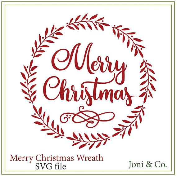 christmas svg file merry christmas svg christmas cards printable iron on transfer svg